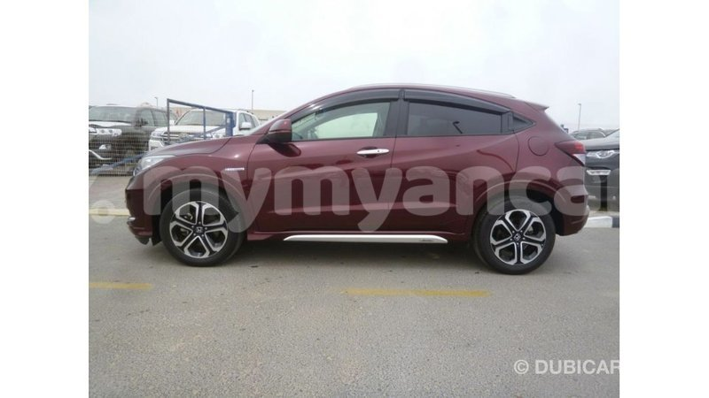 Big with watermark honda vezel ayeyarwady import dubai 3107
