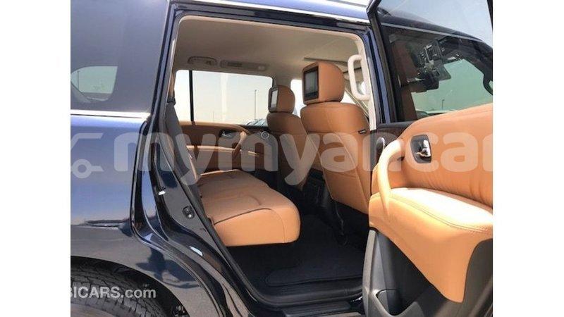 Big with watermark nissan patrol ayeyarwady import dubai 3509